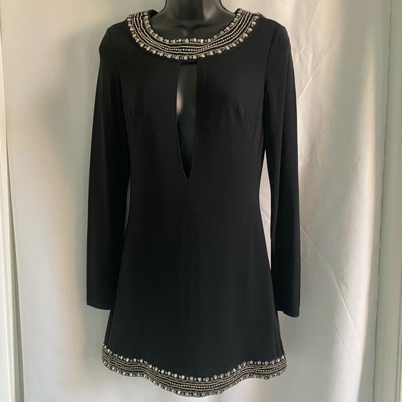 bebe Dresses & Skirts - Bebe Black mini dress